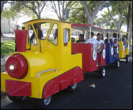 Trackless Train (1)